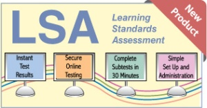 STS' Learning Standards Assessment (LSA)