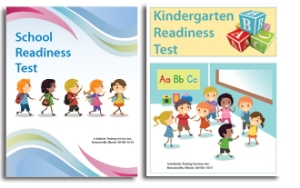 Schools may find that STS' Kindergarten Readiness Test (KRT) and School Readiness Test (SRT) are good substitutes for the Metropolitan Readiness Test.
