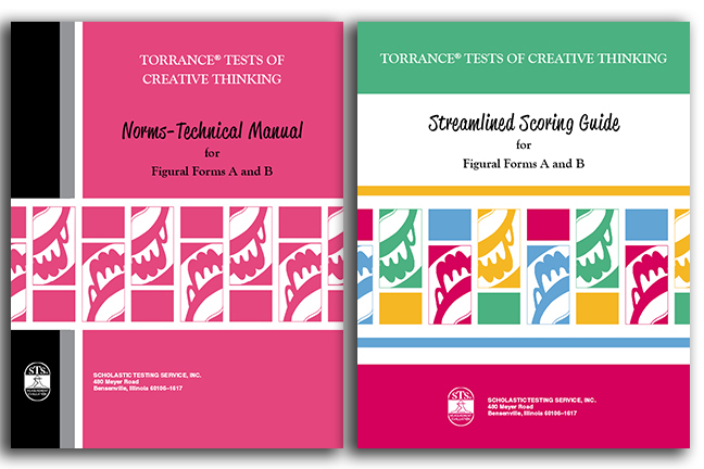 torrance test of creative thinking directions manual and scoring guide